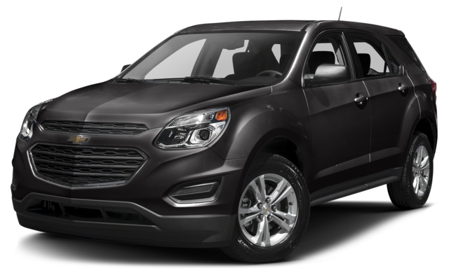 2017 Chevrolet Equinox Round Rock, TX 2GNALBEK5H1505783