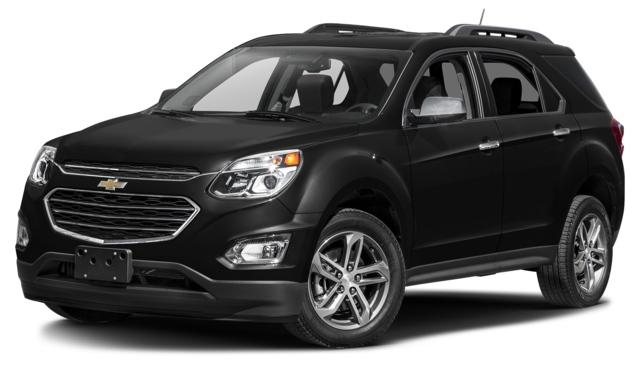 2017 Chevrolet Equinox Frankfort, IL and Lansing, IL 2GNALDEK2H1508085