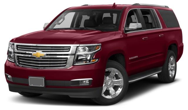 2017 Chevrolet Suburban Jackson, WY. 1GNSKJKC8HR238452