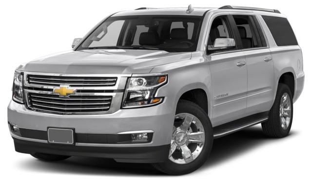 2017 Chevrolet Suburban Frankfort, IL and Lansing, IL 1GNSKJKC4HR220045