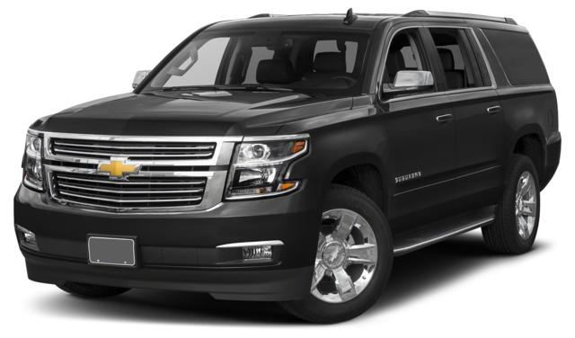 2017 Chevrolet Suburban Highland, IN 1GNSKJKC3HR278857