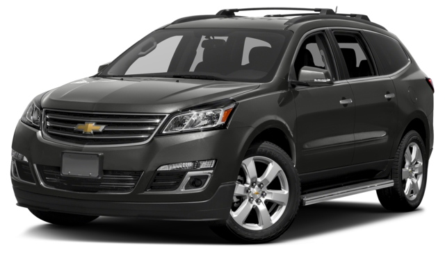 2017 Chevrolet Traverse Highland, IN 1GNKRGKDXHJ310449