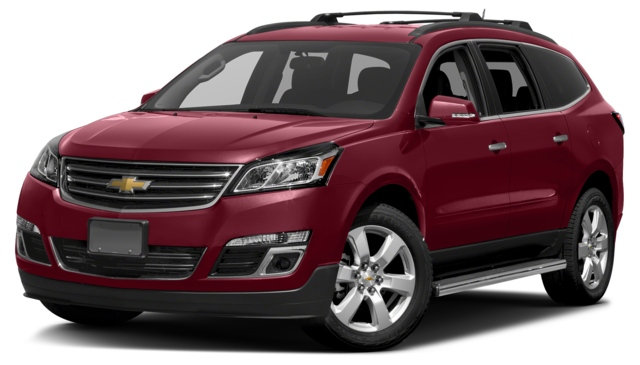 2017 Chevrolet Traverse Frankfort, IL and Lansing, IL 1GNKRGKD1HJ206755