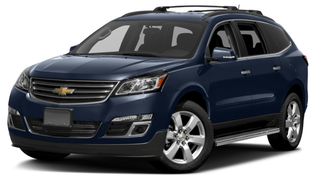 2017 Chevrolet Traverse Frankfort, IL and Lansing, IL 1GNKVGKD3HJ183023