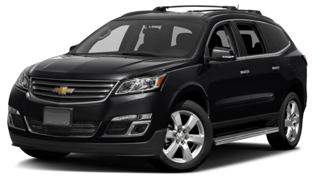 2017 Chevrolet Traverse Frankfort, IL and Lansing, IL 1GNKRGKD7HJ278348