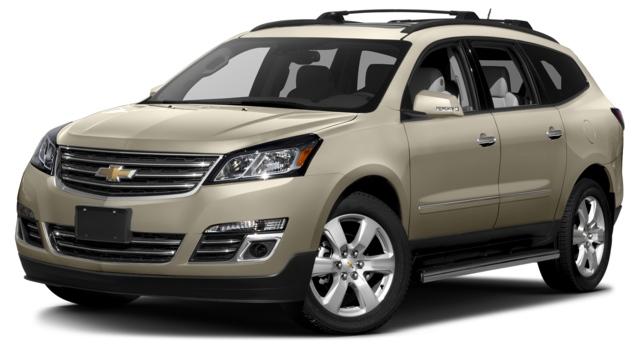 2017 Chevrolet Traverse Frankfort, IL and Lansing, IL 1GNKVJKD2HJ267928