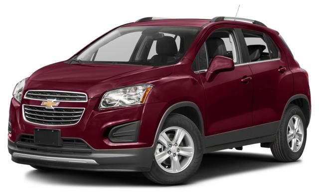 2016 Chevrolet Trax Waukesha, WI 3GNCJLSB0GL233441