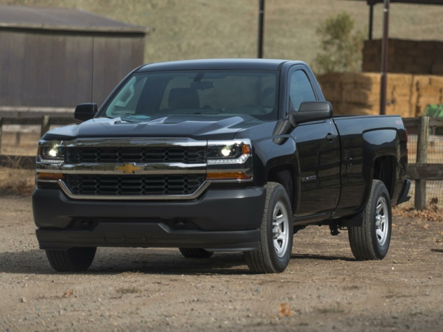 2017 Chevrolet Silverado 1500 City, ST 1GCNKREH5HZ361119
