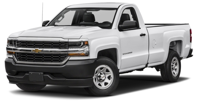 2017 Chevrolet Silverado 1500 Frankfort, IL and Lansing, IL 1GCNKNEC1HZ193007