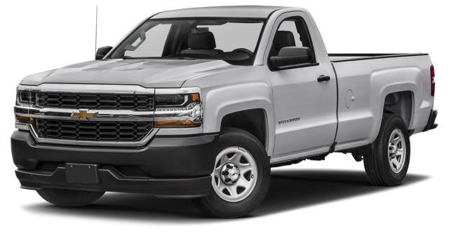 2017 Chevrolet Silverado 1500 Sanger, TX 1GCNCNEH3HZ373811