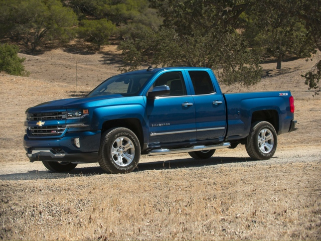 2017 Chevrolet Silverado 1500 City, ST 1GCVKPEC5HZ233083