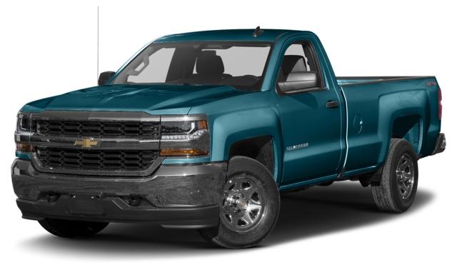 2017 Chevrolet Silverado 1500 Marshfield,MO 1GCNKNEC6HZ101230