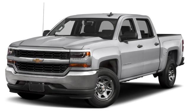 2017 Chevrolet Silverado 1500 Sanger, TX 3GCPCNEC6HG489081