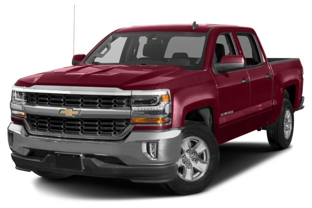 2017 Chevrolet Silverado 1500 Frankfort, IL and Lansing, IL 3GCUKREC4HG213074