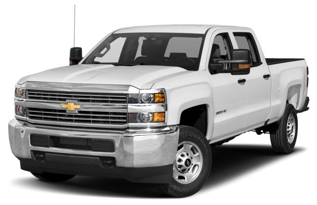 2017 Chevrolet Silverado 2500HD Minot, ND, Bismarck, ND and Williston, ND 1GB1KUEG2HF179733