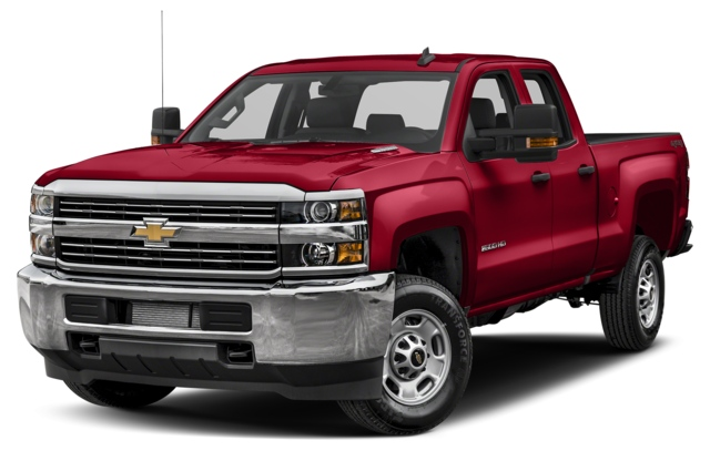 2017 Chevrolet Silverado 2500HD Frankfort, IL and Lansing, IL 1GC2KUEG4HZ191557