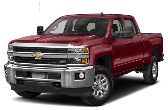 2017 Chevrolet Silverado 2500HD Lansing, IL 1GC1KVEG2HF149326