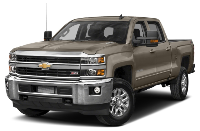 2017 Chevrolet Silverado 3500HD Jackson, WY. 1GC4KZCY0HF119175