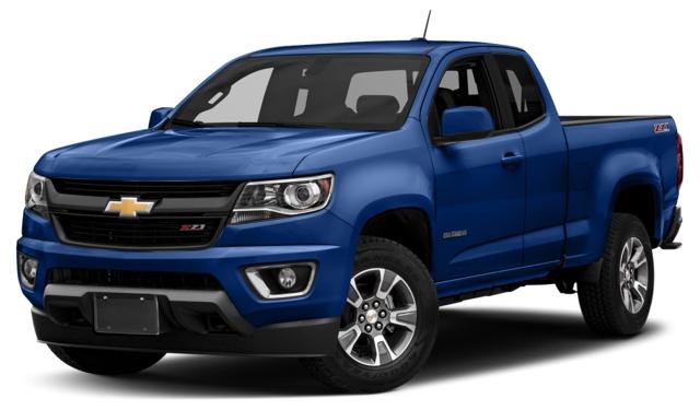 2017 Chevrolet Colorado Jackson, WY. 1GCHTDEN1H1293287
