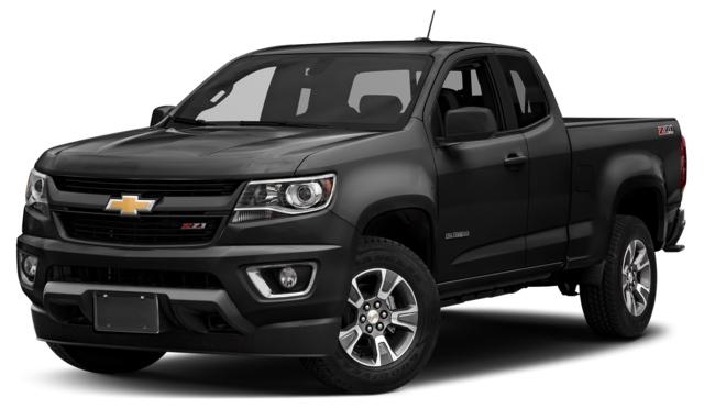 2017 Chevrolet Colorado Lumberton, NJ 1GCHTDENXH1234934