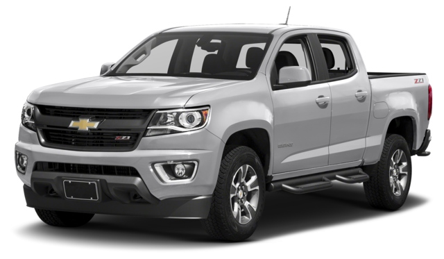 2017 Chevrolet Colorado Jackson, WY. 1GCPTDE18H1289715