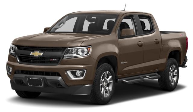 2017 Chevrolet Colorado Highland, IN 1GCGTDEN2H1179326