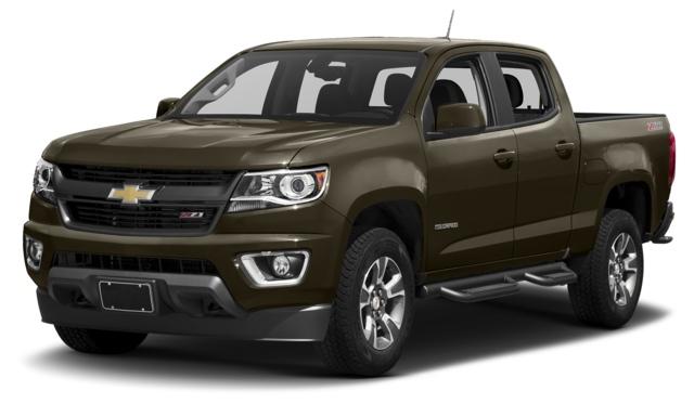 2018 Chevrolet Colorado Arlington, MA 1GCGTDEN2J1202948