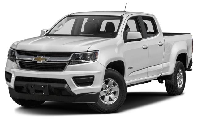 2017 Chevrolet Colorado Frankfort, IL and Lansing, IL 1GCGTBEN2H1219456