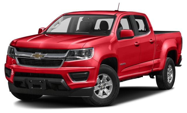 2017 Chevrolet Colorado Frankfort, IL and Lansing, IL 1GCGTBEN7H1205892