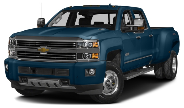 2017 Chevrolet Silverado 3500HD Sanger, TX 1GC4K1EY9HF117889