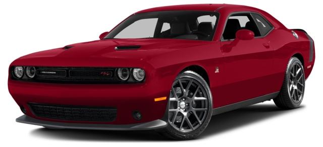 2016 Dodge Challenger Monticello, KY 2C3CDZFJ7GH225676