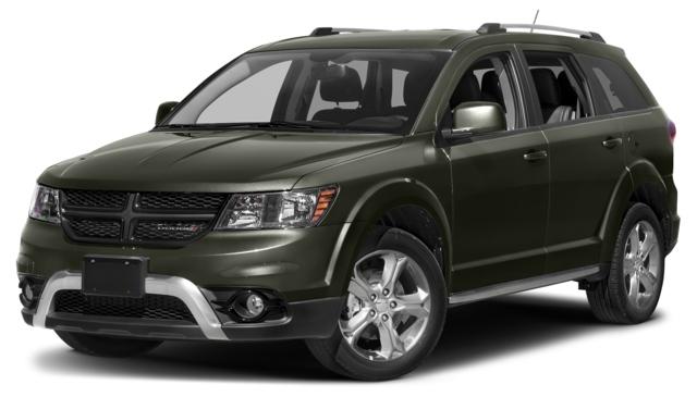 2017 Dodge Journey Seymour, IN 3C4PDCGG9HT630234