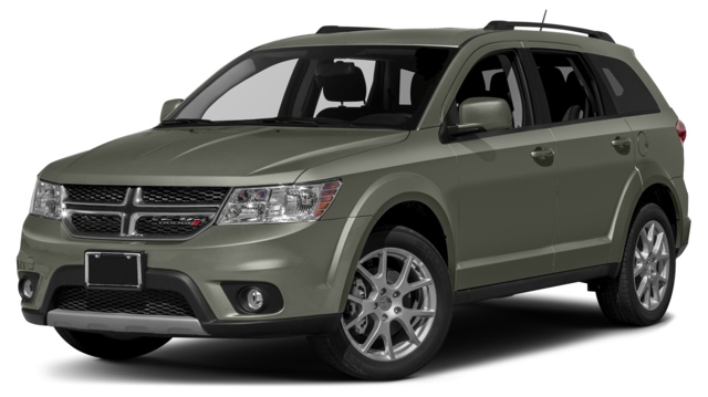 2016 Dodge Journey Eagle Pass, TX 3C4PDCBB7GT117672