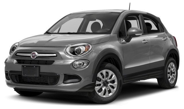 2017 FIAT 500X Seymour, IN ZFBCFXCB4HP555265