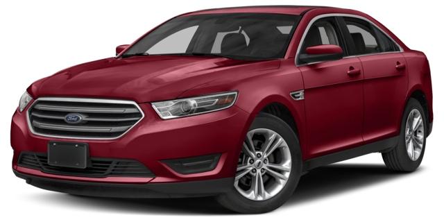 2017 Ford Taurus Springfield, MO 1FAHP2D83HG117171