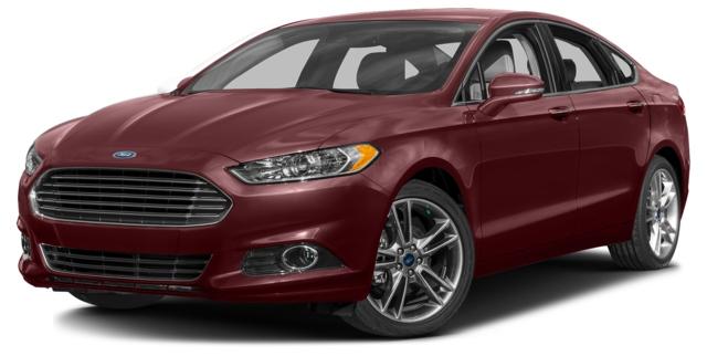 2016 Ford Fusion Milwaukee, WI 3FA6P0K99GR155499