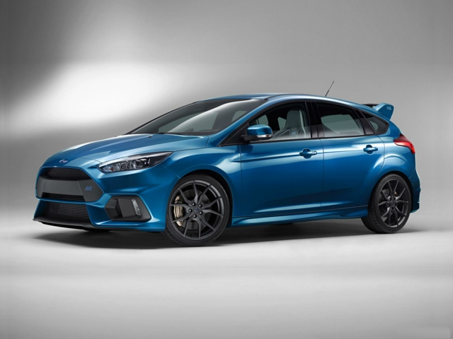 2017 Ford Focus RS Los Angeles, CA WF0DP3TH9H4125323