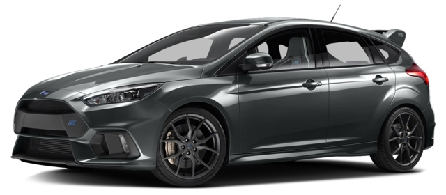 2017 Ford Focus RS Los Angeles, CA WF0DP3TH0H4119989