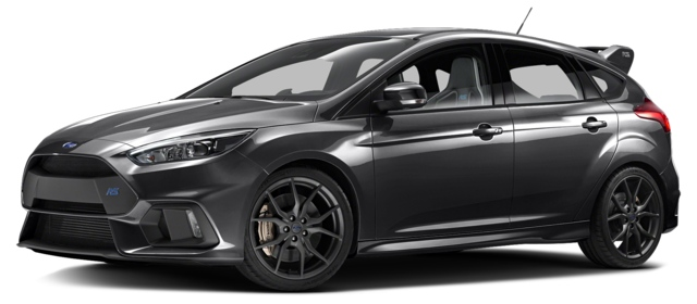 2017 Ford Focus RS Los Angeles, CA WF0DP3TH0H4121662