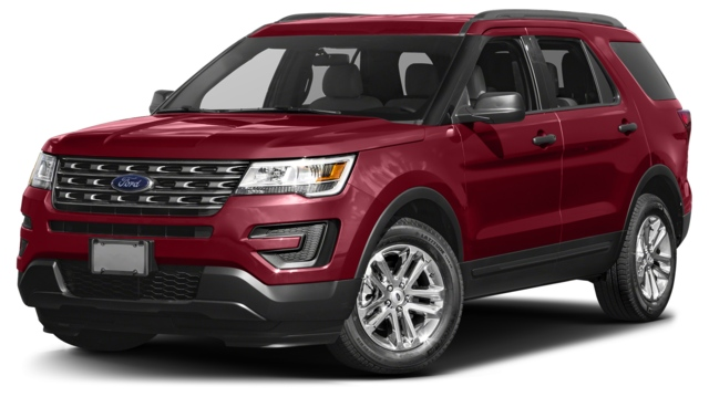 2017 Ford Explorer Anderson, IN  1FM5K8B83HGB61278