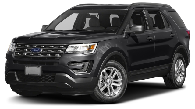 2017 Ford Explorer Millington, TN 1FM5K7B80HGC51465