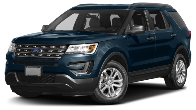 2017 Ford Explorer Anderson, IN  1FM5K8B89HGD38268