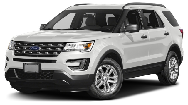 2017 Ford Explorer Millington, TN 1FM5K7B86HGB87237