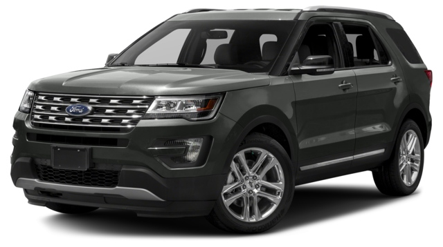2017 Ford Explorer Los Angeles, CA 1FM5K7D84HGB53391