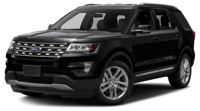 2017 Ford Explorer Los Angeles, CA 1FM5K7D86HGB64019