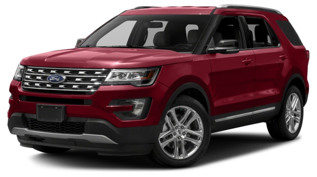 2017 Ford Explorer Anderson, IN  1FM5K8D85HGD51774