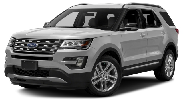 2017 Ford Explorer Anderson, IN  1FM5K7D81HGC12851