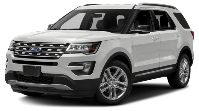 2017 Ford Explorer Los Angeles, CA 1FM5K7D85HGA61545