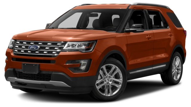 2017 Ford Explorer Vineland, NJ 1FM5K7DH7HGA31267