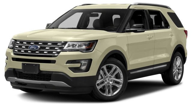2017 Ford Explorer Los Angeles, CA 1FM5K7D86HGB64022